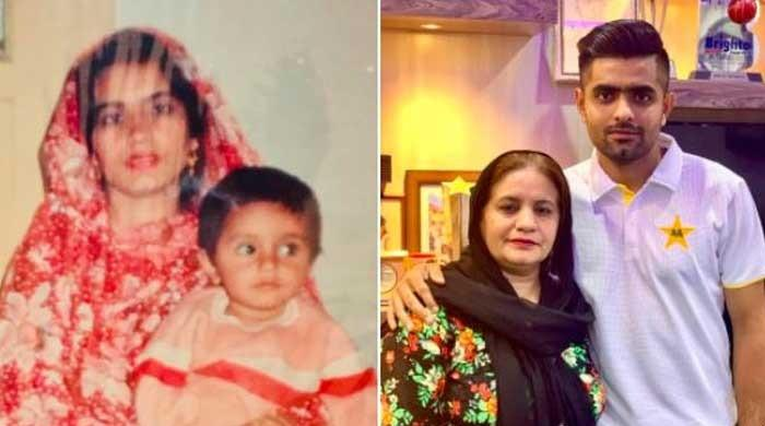 'Forever in your debt': Babar Azam pays heartfelt tribute to mother