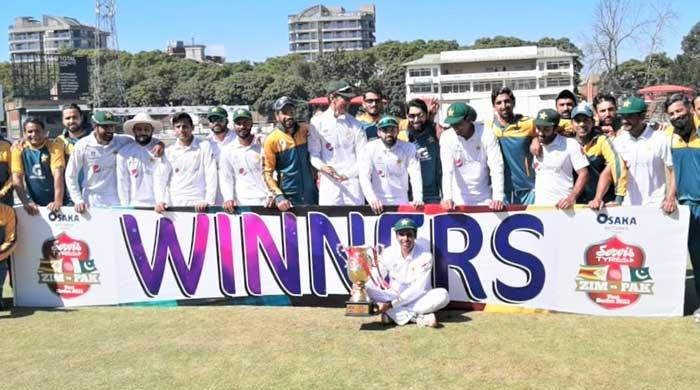Pakistan win 2nd Zimbabwe Test, clinch series 2-0