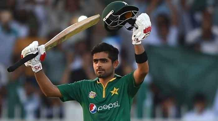 Babar Azam bags another ICC award