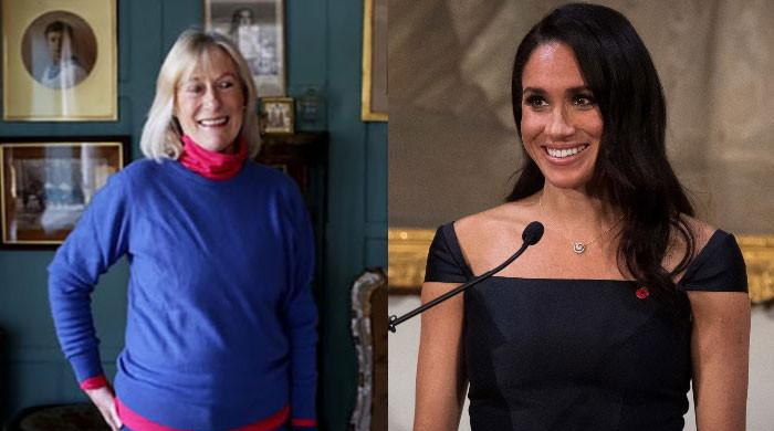 Sit down and shut up: Queen's cousin takes subtle dig at Meghan Markle