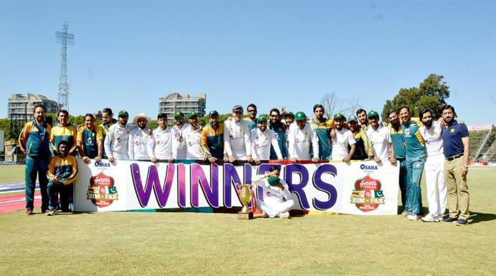 Babar Azam congratulates team for 'amazing effort' in Zimbabwe