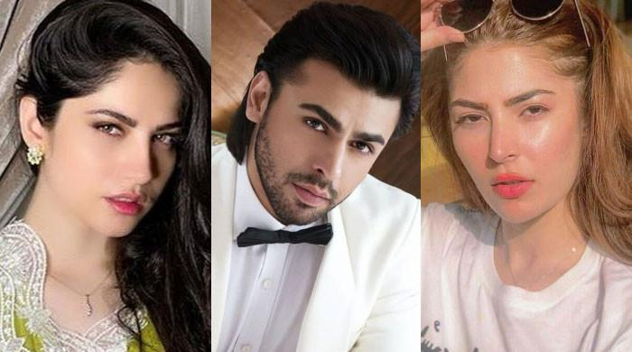 Pakistani celebrities voice support for Palestine following Israel Al-Aqsa Mosque attack