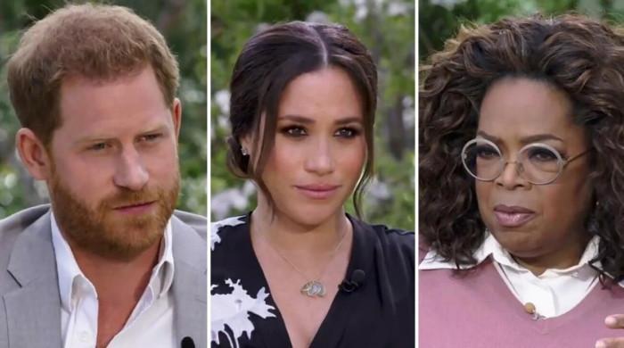 Prince Harry talks about 'unresolved trauma, grief' in Oprah Winfrey mental health series