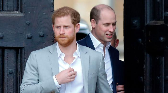 Prince William, Harry's relationship descended into the darkest abyss, says pal