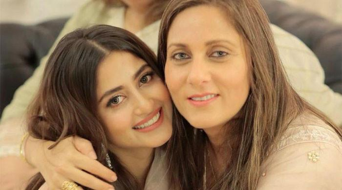 Sajal Aly dubs all mothers 'superwomen'