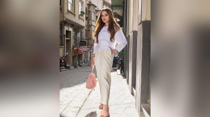 Aiman Khan shares touching snap with family