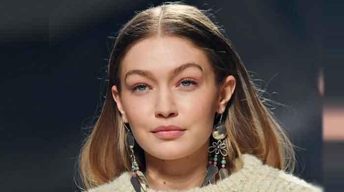 Gigi Hadid raises voice in support of Palestine