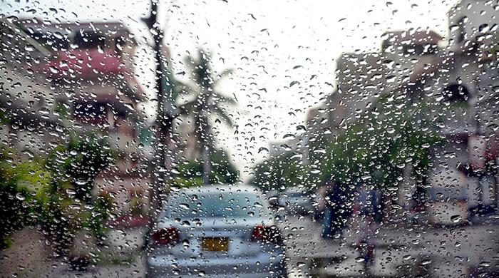 Met predicts rain in upper, central parts of Pakistan ahead of Eid