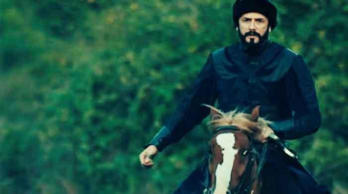 'Dirilis:Ertugrul: Aliyar Bey actor condemns Israel for attacks on Palestinians