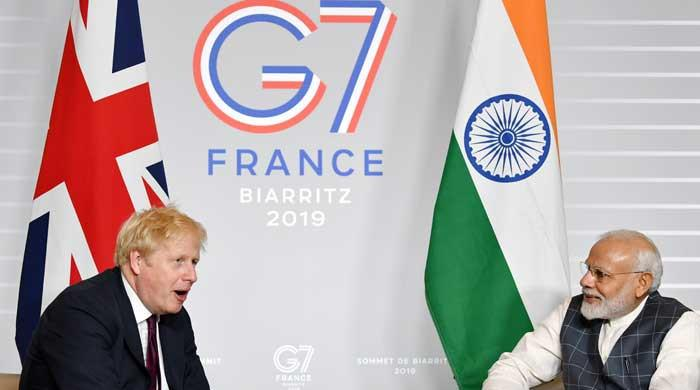 Indian PM Modi to skip G7 meet in Britain due to COVID-19 crisis