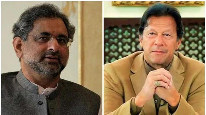 Shahid Khaqan Abbasi backs PM Imran Khan's position on Kashmir issue