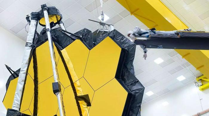 NASA's giant Webb telescope succeeds in key pre-launch test