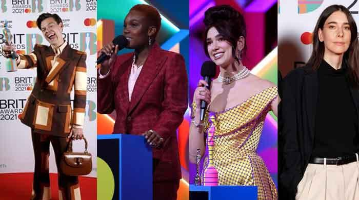 Brit Awards 2021: Full list of  Winners