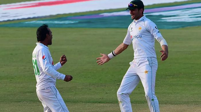 Pakistani players make significant gains in ICC Test rankings after Zimbabwe series