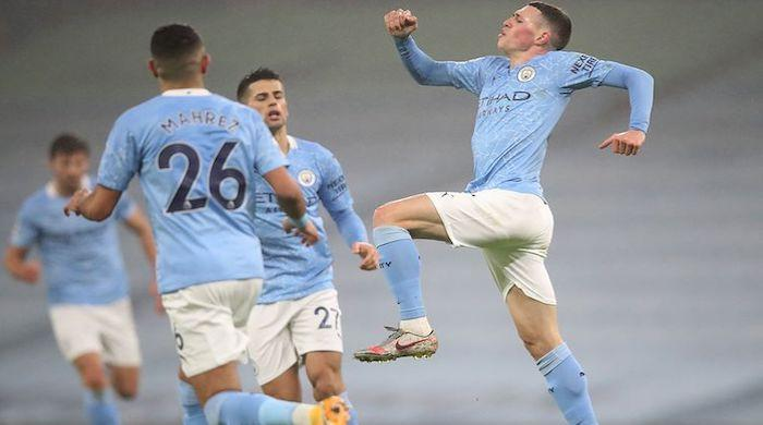 Manchester City crowned Premier League champions again