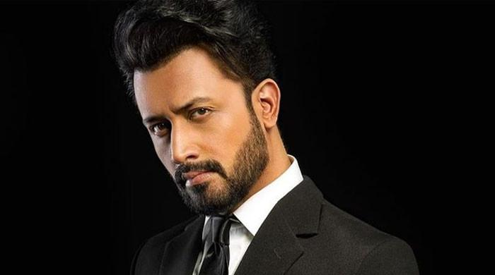 Atif Aslam expresses solidarity with Palestinians