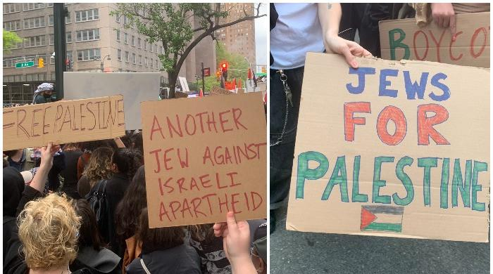 Jewish activists condemn Israeli assault on Gaza, show solidarity with Palestine