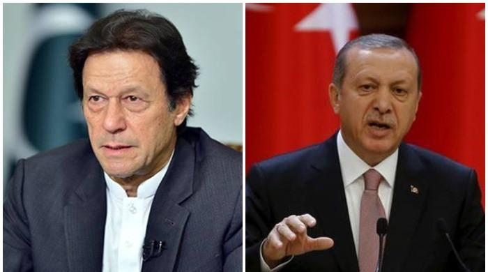 PM Imran Khan, Turkey's Erdoğan vow to highlight Israeli atrocities at UN