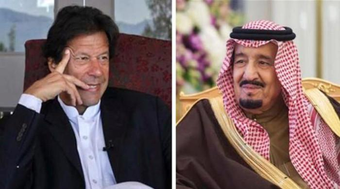 In call with Saudi king, PM Imran Khan condemns Israeli attack on Al Aqsa