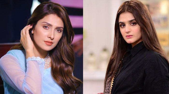 Ayeza Khan, Hira Mani and other Pakistani stars extend Eid-ul-Fitr greetings