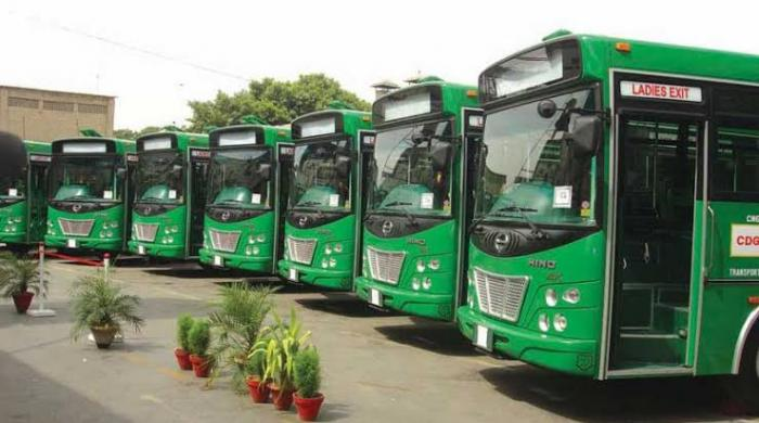 Chinese company to provide 100 energy buses for Karachi BRT networks