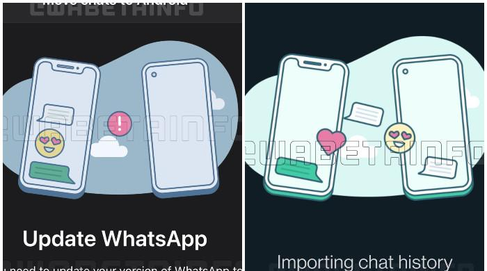 WhatsApp working on 'chat migration' feature between iOS and Android phones
