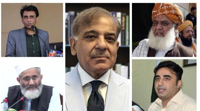Shehbaz Sharif telephones political leaders to extend Eid wishes