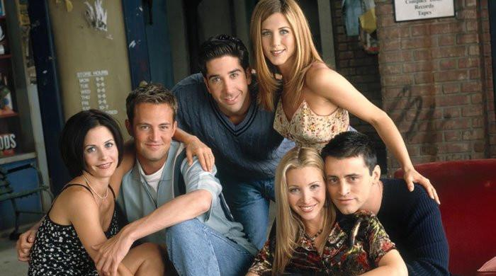 Jennifer Aniston confirms release date of Friends Reunion
