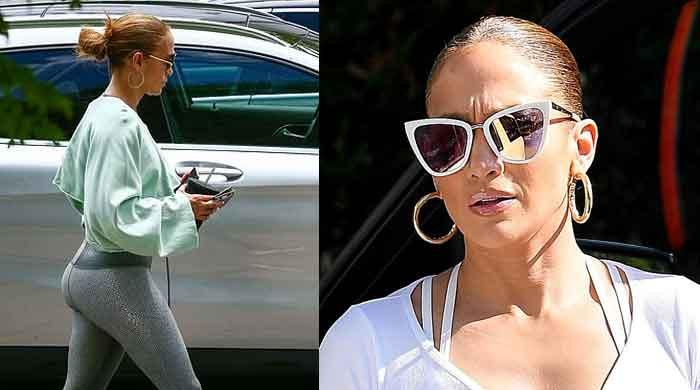 Jennifer Lopez shows off her incredible physique amid romance rumours with ex Ben Affleck