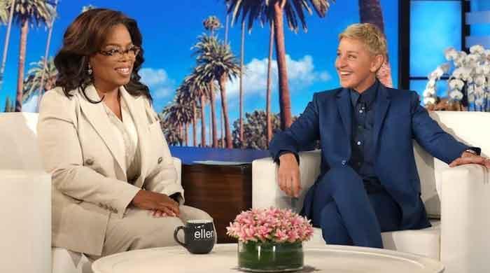 Ellen DeGeneres discusses her show ending with Oprah Winfrey