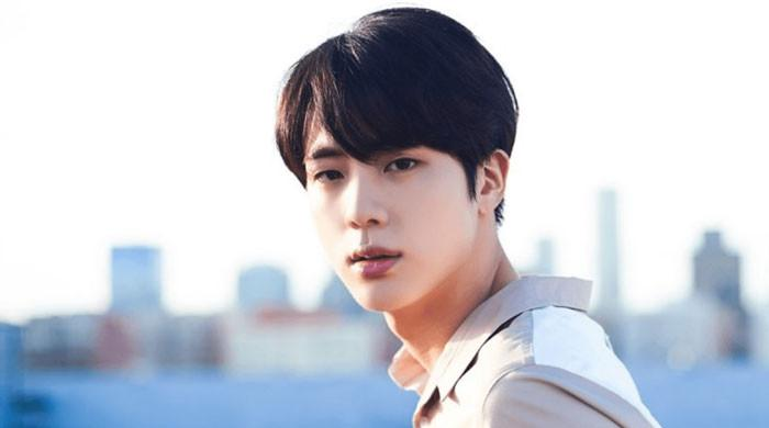 BTS's Jin spills the beans on upcoming military enlistment: 'I will work as hard as I can'
