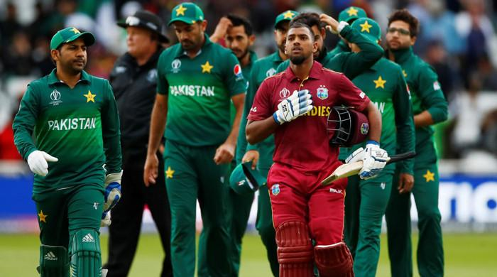 Pakistan to play two Tests, five T20Is against West Indies: PCB
