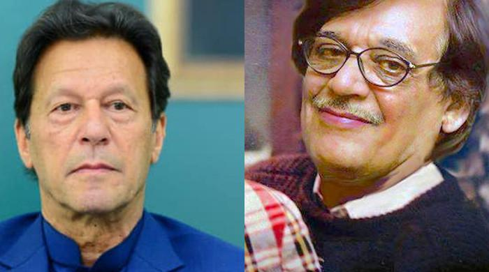 'Not just a performer': PM Imran Khan saddened over Farooq Qaiser's death