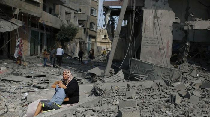 UN chief ´dismayed´, ´disturbed´ by Israel strikes on Gaza