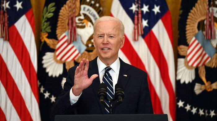 Biden expresses 'grave concern' over rising death toll in Palestine in call with Israeli PM