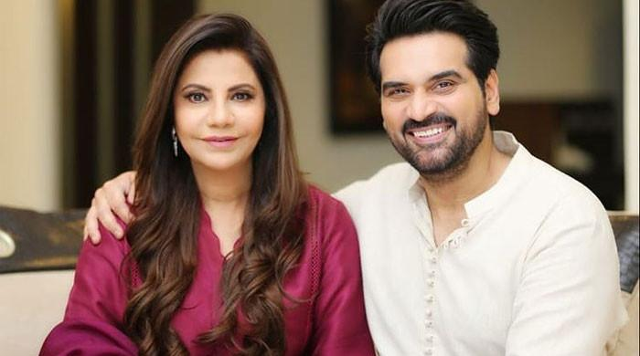 Humayun Saeed shares a heartfelt note for wife on wedding anniversary