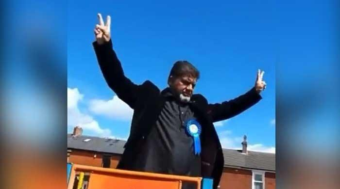 Tiger Patel from viral 'Tabdeeli' video wins Blackburn seat