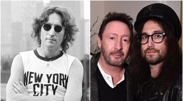 John Lennon's sons share heartbreaking memories with the legend
