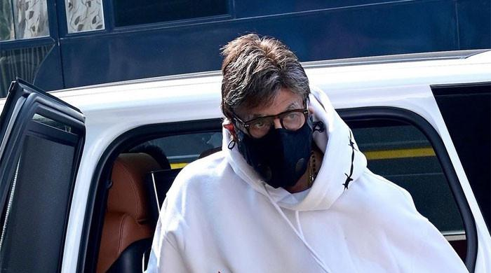Amitabh Bachchan receives second dose of Covid-19 vaccine