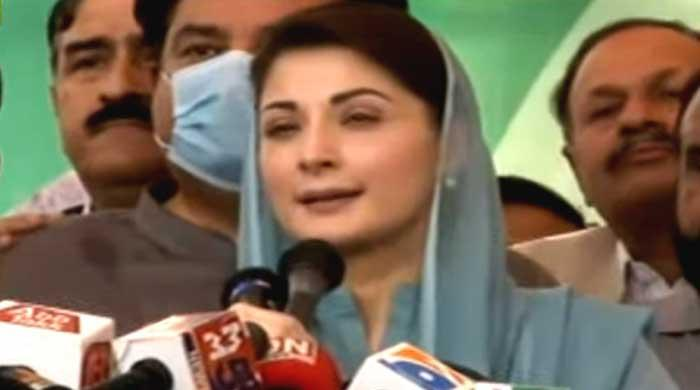Maryam says if speaking of supremacy of Constitution is traitorous 'we will do it again and again'