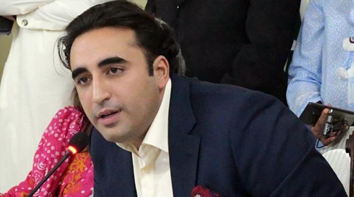 Bilawal criticises PTI govt for 'not ensuring fair distribution of water in Pakistan'