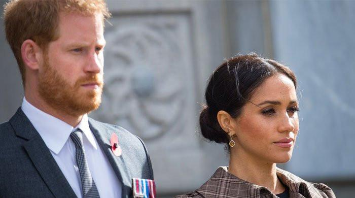 Palace aides demand removing Prince Harry, Meghan Markle's royal titles