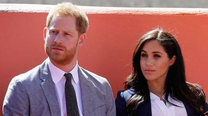 Prince Harry accused of being 'trapped' in US by Meghan Markle