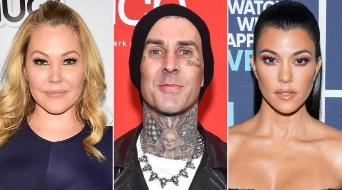 Shanna Moakler says Kourtney Kardashian, Travis Barker PDA is 'wierd'