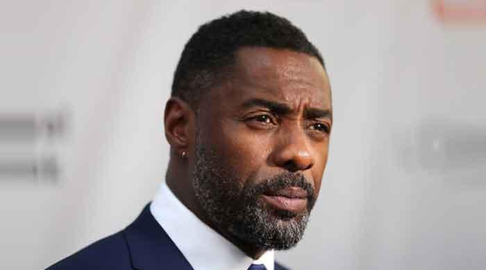 Idris Elba calls for 'bloodshed' to stop in Palestine as Israel continues air strikes