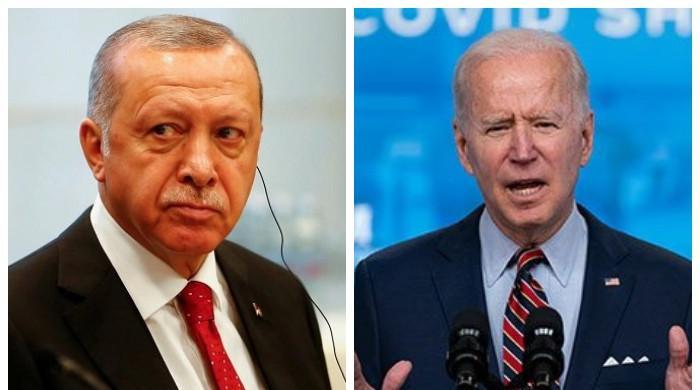 Joe Biden has 'bloody hands' for supporting Israel: Erdogan