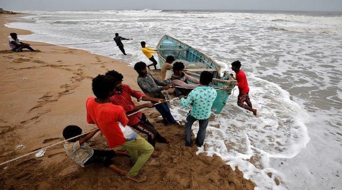 India's Gujarat evacuates over 200,000 people as Cyclone Tauktae hits