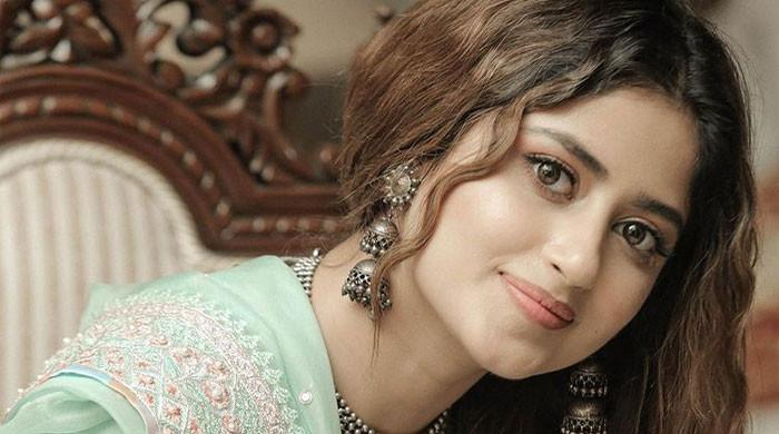 Sajal Aly 'heartbroken' while looking at photos coming from Gaza
