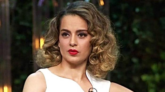 After testing negative for COVID-19, Kangana Ranaut posts cryptic note