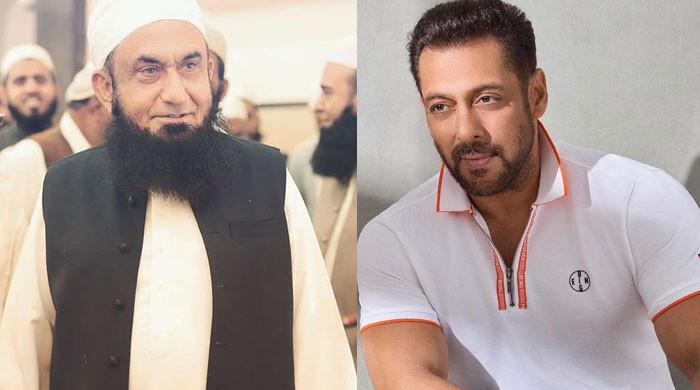 Maulana Tariq Jamil praises Salman Khan: Watch